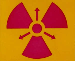 Radiation trefoil prototype